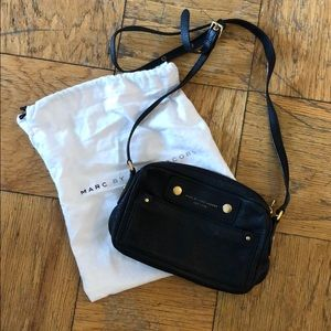 Marc by Marc Jacobs Pebble Leather Crossbody